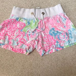 FLASH SALE Lilly Pulitzer Let's Cha Cha shorts